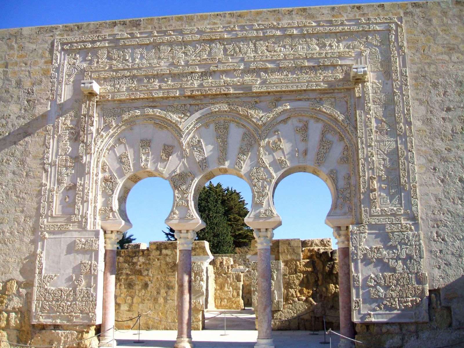 Sitios para visitar. Medina Azahara