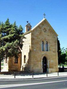 Ermita de los Santos Mártires.