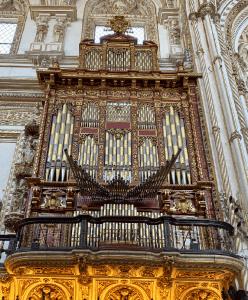 Visita guiada a la Catedral de Córdoba. Coro de la Catedral de Córdoba