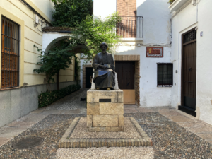 Visita guiada al Barrio de la Juderia y Maimónides