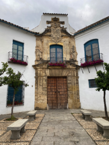 patios del Palacio de Viana