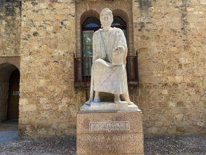 Averroes visita el barrio de la Judería