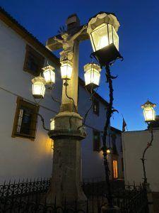 Plaza Cristo de los Faroles - Ven a visitar Córdoba